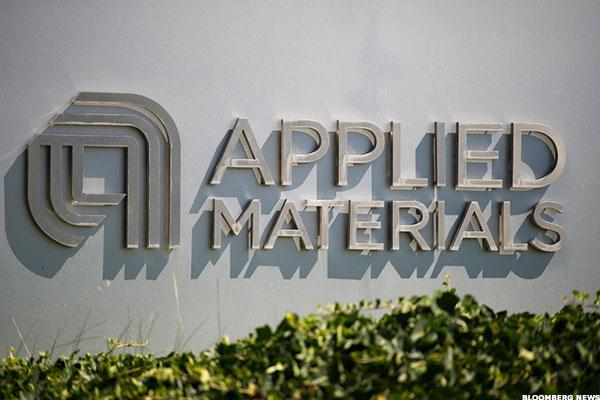 Applied Materials Ready for a Rest