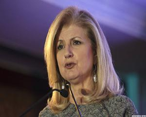 Why Arianna Huffington May Actually Like Working for the Phone Company