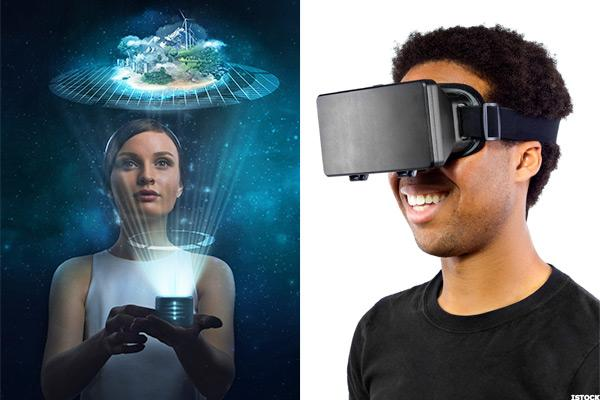 How You Can Profit From the Rise of Augmented, Virtual Reality Technology