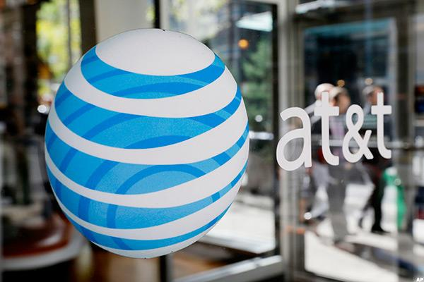 These 4 Blue Chips Are Sending Buy Signals in April: AT&T, Becton and More