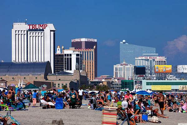 MGM Doubles Down, Buys Out Boyd for Atlantic City's Borgata
