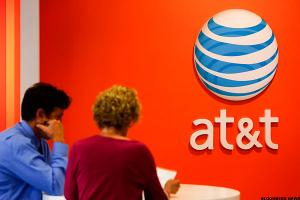 AT&T (T) Stock Higher, HSBC Upgrades