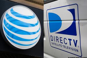 AT&T Gains on Viacom Deal, BlackBerry's 'Priv' Pleases: Telecom Winners & Losers