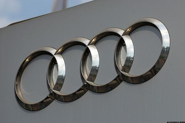 VW's Audi Unit Hit With New Charges of Falsifying U.S. Emissions Tests
