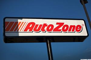AutoZone Appears Headed for a Speed Bump