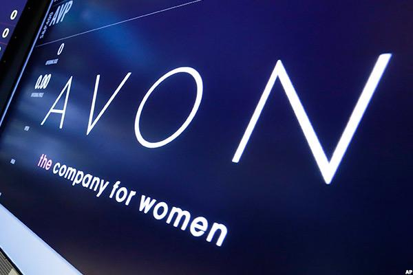 Avon Products Stock Lower, Names Wilson CFO