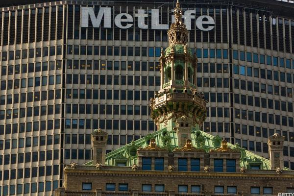 MetLife Stock Falls on BofA Downgrade