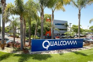 Qualcomm Looks Ready to Break Higher