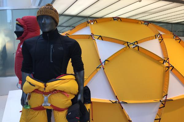 24 Amazing Photos From Inside The Worlds Largest North Face Store