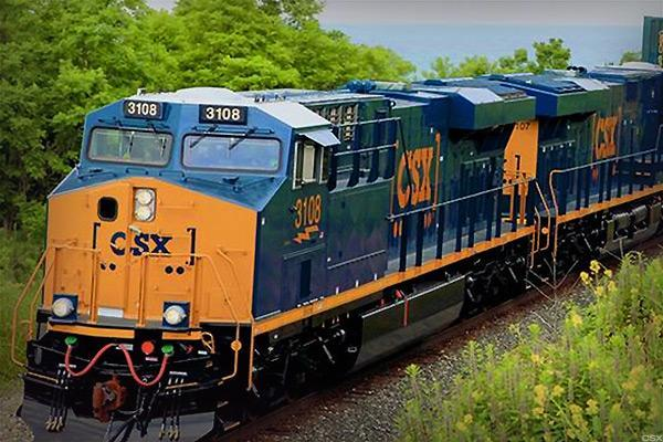CSX Travels to Higher Prices