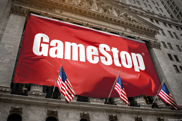 Jim Cramer: Would You Sell GameStop Now?