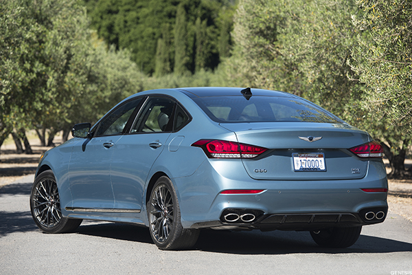 Genesis G80 Sport Deepens Hyundai's Commitment to Global Automotive Luxury Segment