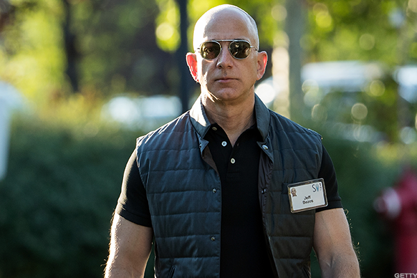 Amazon CEO Jeff Bezos Has Become The World's Richest Man