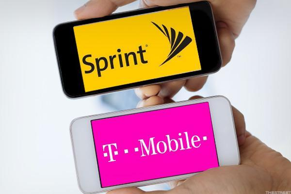 Sprint CEO Says Merger With T-Mobile Would Create a 'Turbocharged Maverick'