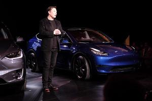 Tesla Misses Estimates on First Quarter Revenue, Earnings
