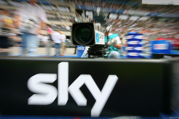 European Media Stocks Jump Higher as Comcast Raises Bar for Sky Takeover