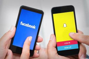 Some Shocking New Stats Should Remind Everyone of Facebook's Absolute Dominance Over Snapchat