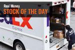 Online Holiday Shopping Could Save FedEx's Slumping Stock