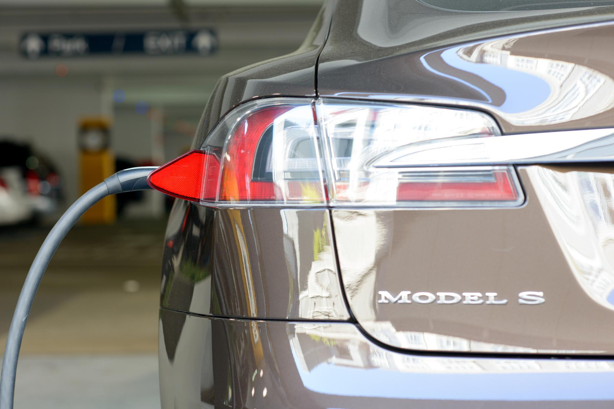 Tesla gets ready for the future of electric cars.