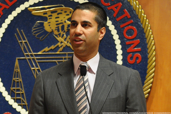 Pai to Lay Out Plans for FCC on Wednesday