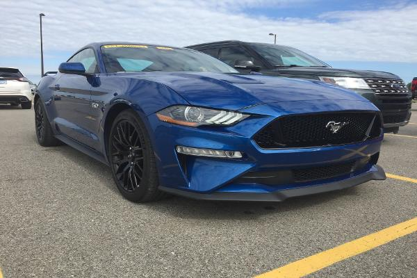 Ford S 2018 Mustang Will Have Rip Your Face Off Horse And Be Virtually Silent Thestreet