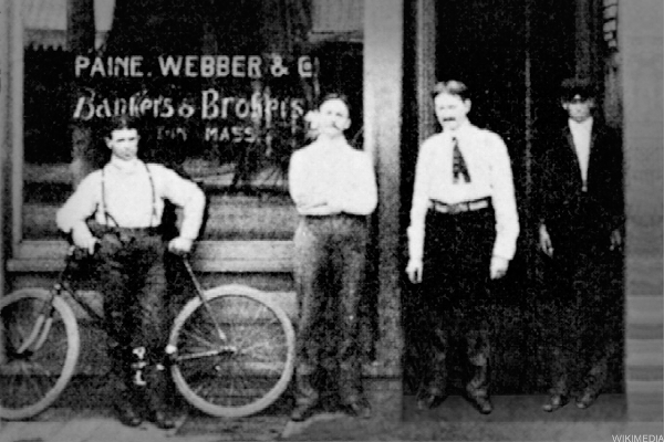 Paine Webber and Co.
