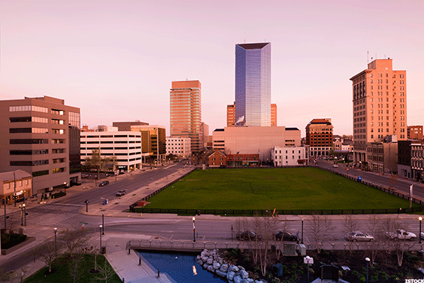 10. Lexington, Kentucky