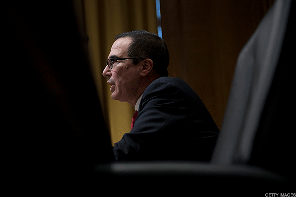 Mnuchin Puts Kibosh on Border Tax as House Debates Measure