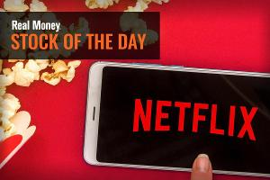 Netflix Needs to Catch Its Breadth Before Further Strength