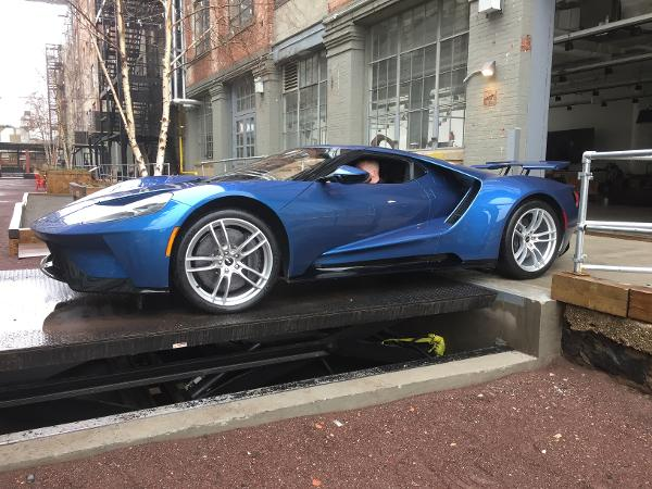 The Ford Gt Is Prepped For Its Big Photo Shoot