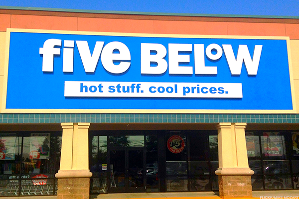 Five Below Is a Cut Above