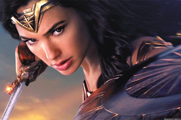 'Wonder Woman' Lassos Top Spot at Weekend Box Office for Second Straight Week