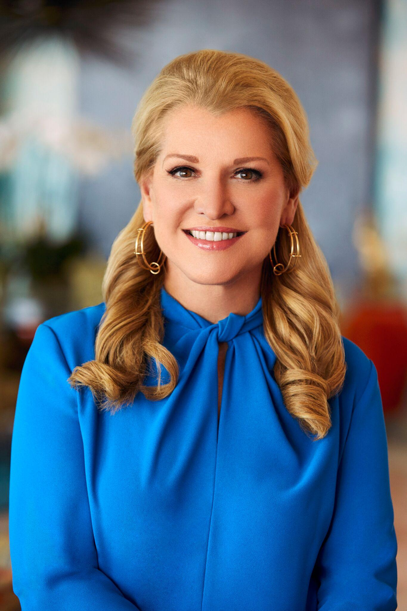 Weight Watchers President and CEO Mindy Grossman