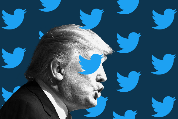 Trump's Trade Tweets Thump the Market