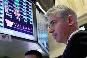 Bill Ackman's Pershing Square Fund Goes Into the Red