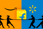 Amazon Raises Stakes in Walmart-Flipkart Deal by Offering $2 Billion Breakup Fee