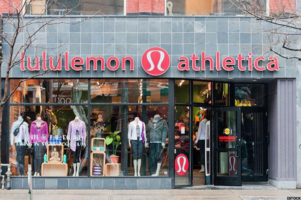 Jim Cramer -- Don't Be Short Red-Hot Lululemon