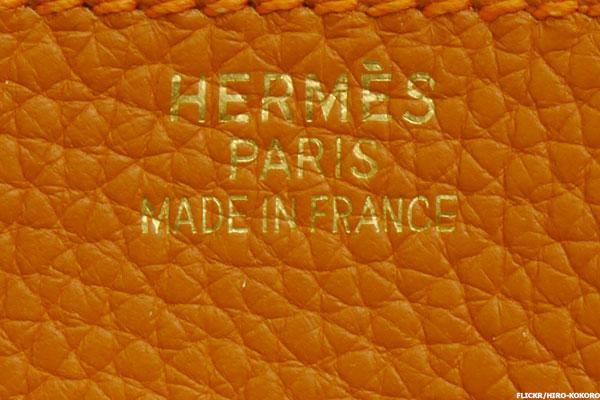 Hermes Scraps 8% Medium-Term Sales Goal Due to External 'Uncertainties'