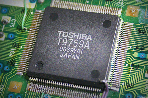 Toshiba Stock Jumps on Chip Arm Spinoff Speculation