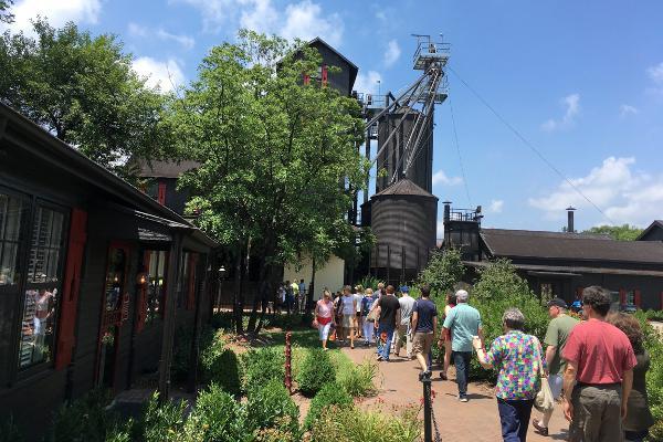 Tour the Maker's Mark Bourbon Distillery