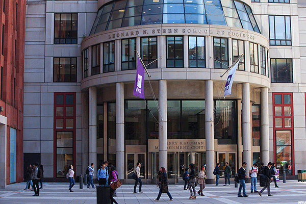 12. New York University: MBA