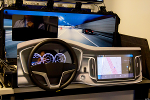 Intel and Partners Flaunt Self-Driving Vehicle Capabilities at Silicon Valley 'Garage'