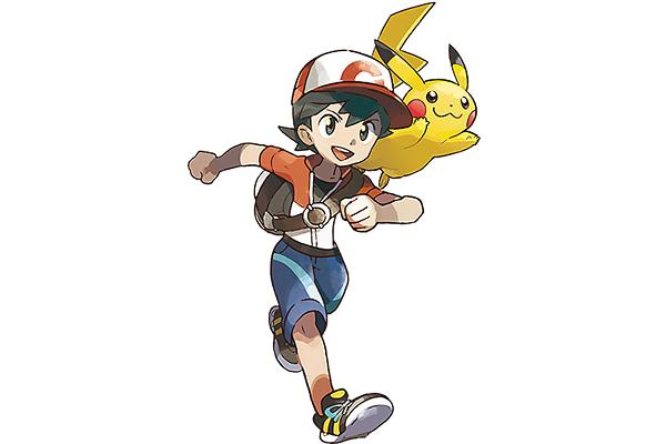 9. Pokemon: Let's Go, Pikachu! (NS)