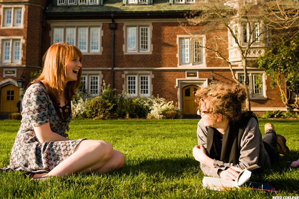 Oregon: Reed College