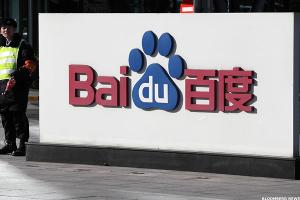 Baidu (BIDU) Stock Is Friday's 'Chart of the Day'
