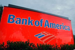 Bank of America Is Extended in the Short Term