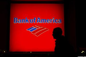 Bank of America Keeps Pushing Into Overhead Resistance