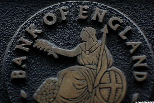 European Stocks Rise Ahead of Expected Bank of England Rate Cut