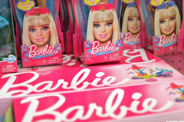 Mattel (MAT) Stock Soars on Q3 Revenue Beat