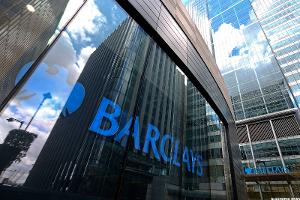Barclays Stock Rises On Strong Earnings Beat